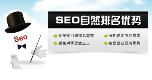 seo自然排名优势