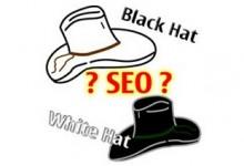 白帽SEO与黑帽SEO