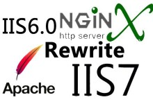 discuz,ecshop等各种网站伪静态配置/网页跳转规则编写文件设置