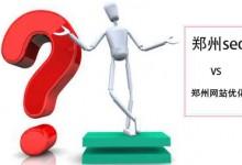 郑州SEO与郑州网站优化显示网站类型不同的一些猜想